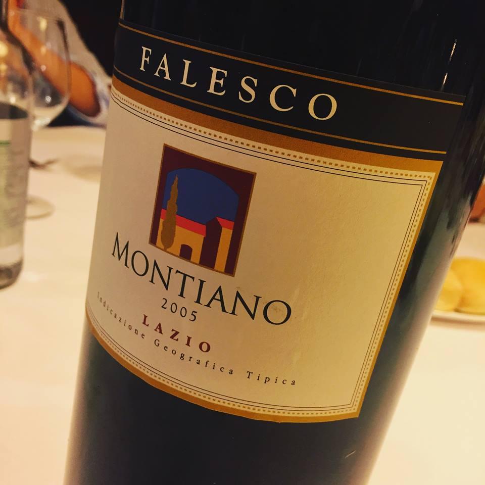 Montiano 2005 Falesco