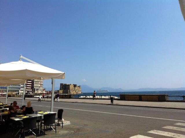 Napoli il lungomare