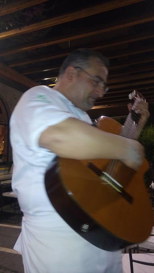 Pizzeria Saporì, Gianfranco Iervolino