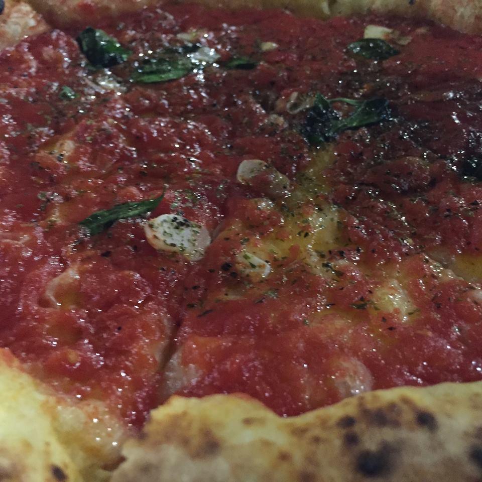 Pizzeria Sapori', la marinara
