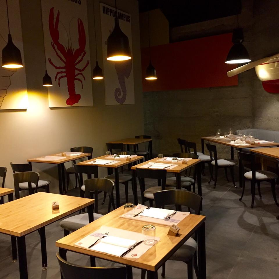 Pizzeria Sapori', la sala