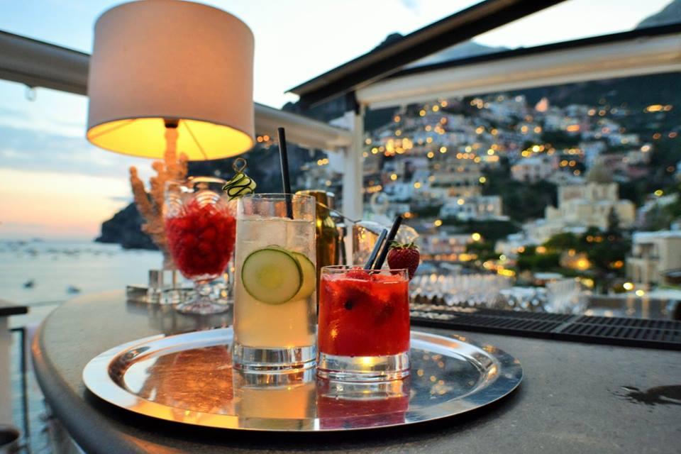 RADA Restaurant Drink di benvenuto al Fly