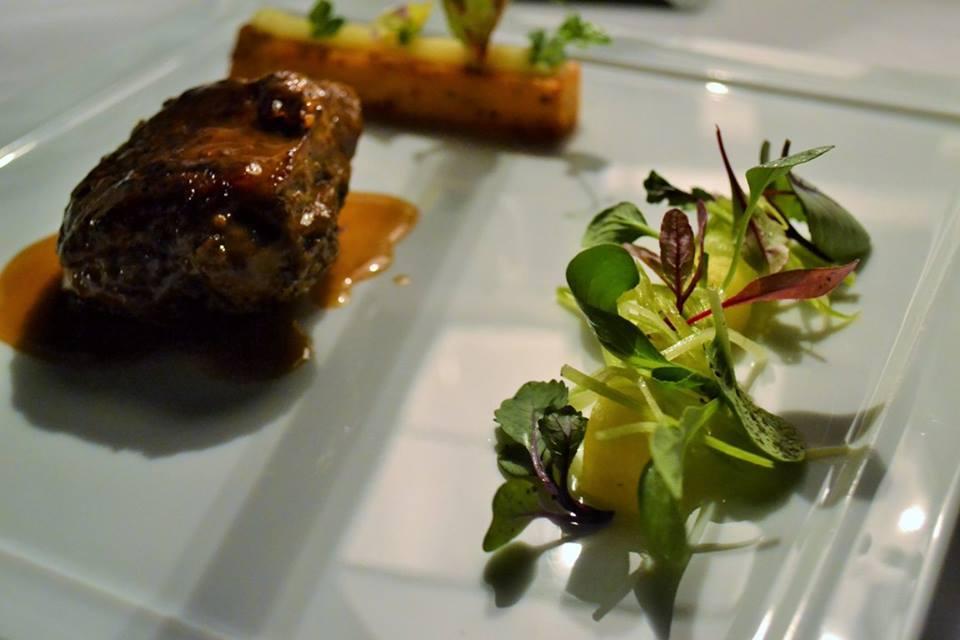 RADA Restaurant Branzino in salsa mediterranea
