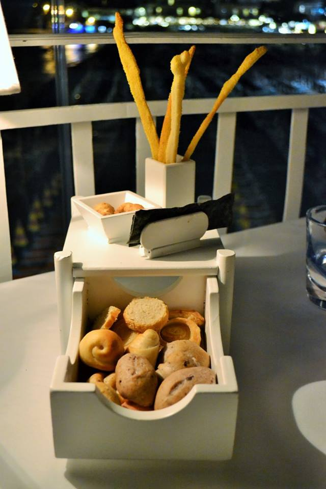 RADA Restaurant Il pane