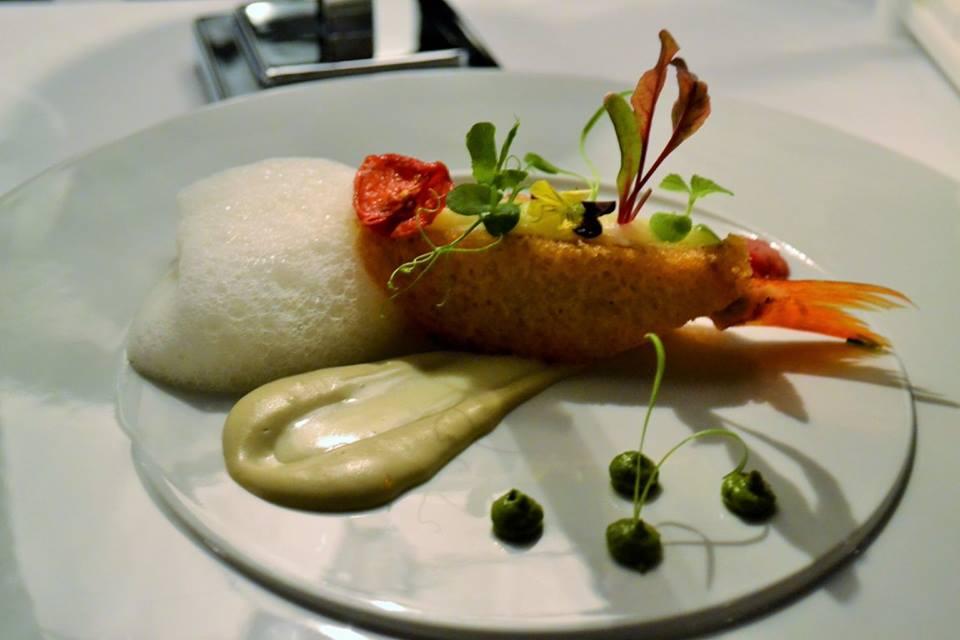 RADA Restaurant Triglia in parmigiana