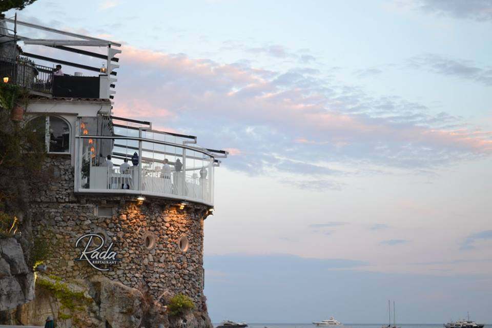 Rada Restaurant a Positano