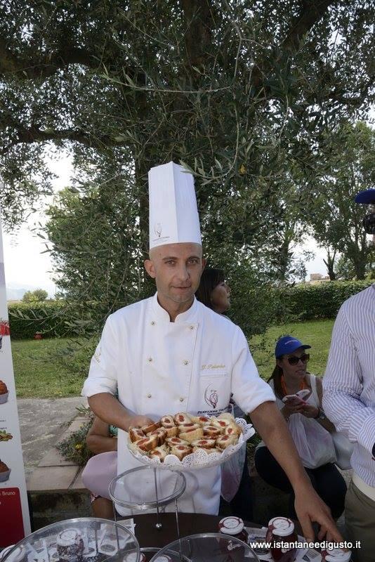 San marzano day, Pino Palumbo e le sue zizzinelle