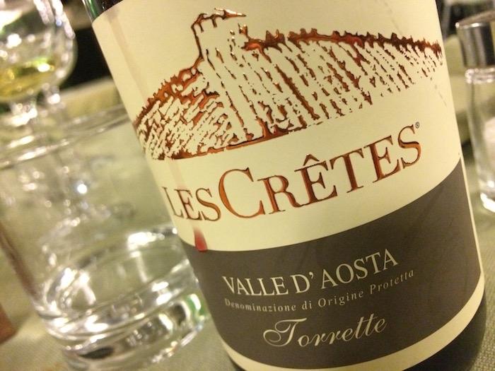 Torrette 2011 Le Cretes