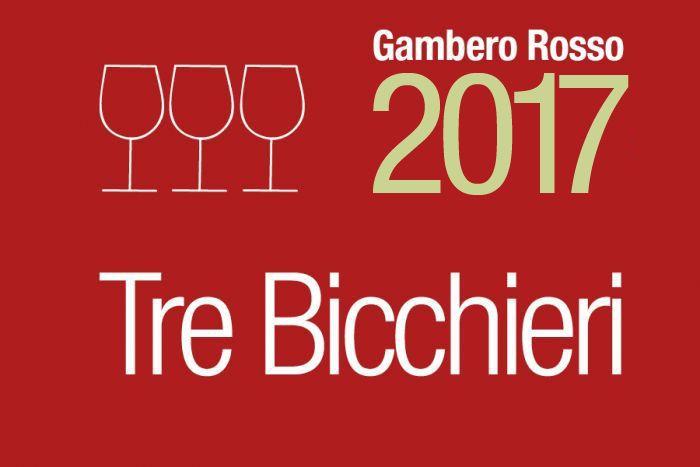 Tre bicchieri Gambero rosso Puglia
