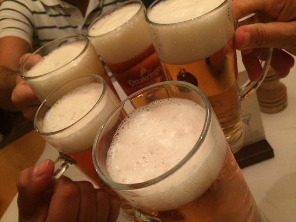Figlmüller, la birra