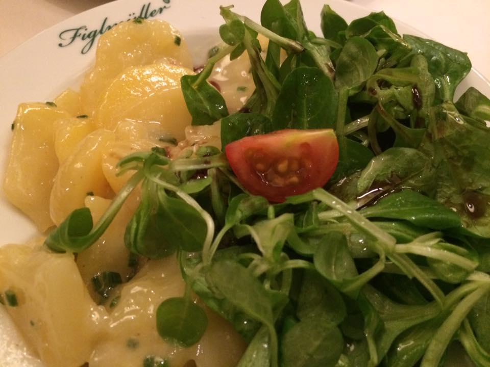 Figlmuller, insalata di patate