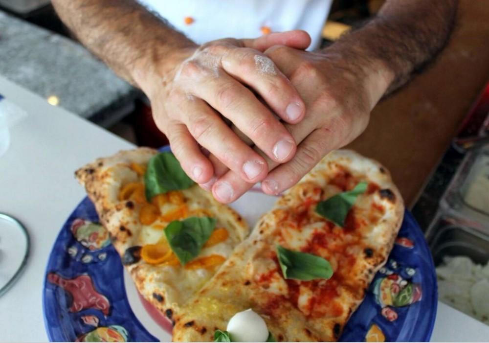pizzaioli uniti per la onlus Filo d Oro
