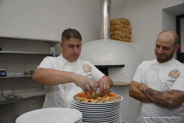 10 Pizzeria Diego Vitagliano e Francesco Pone