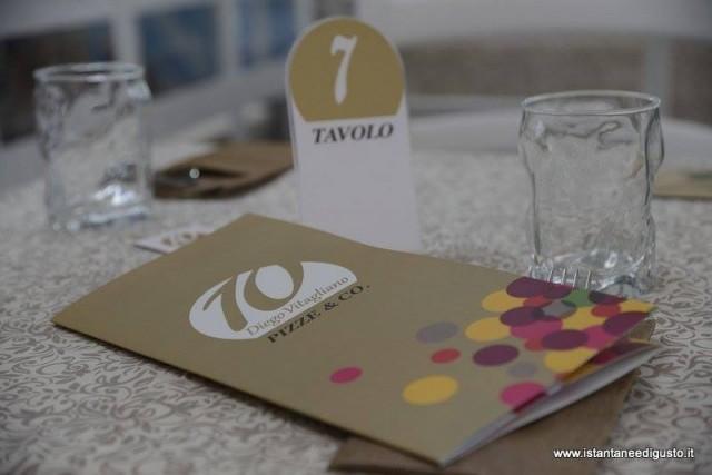 10 Pizzeria Diego Vitagliano il menu