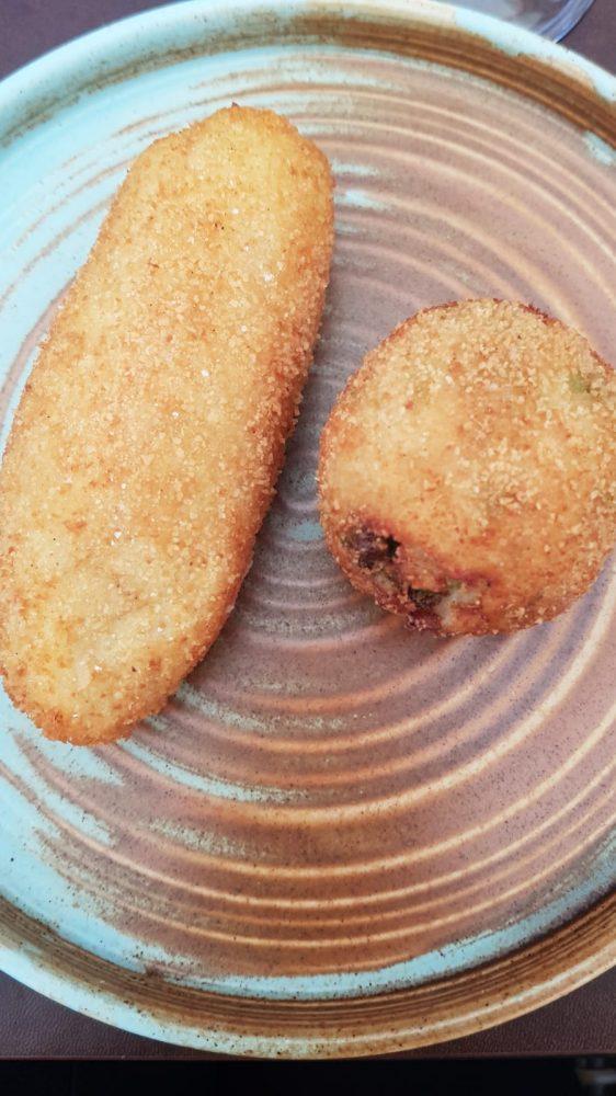 La contrada - fritti