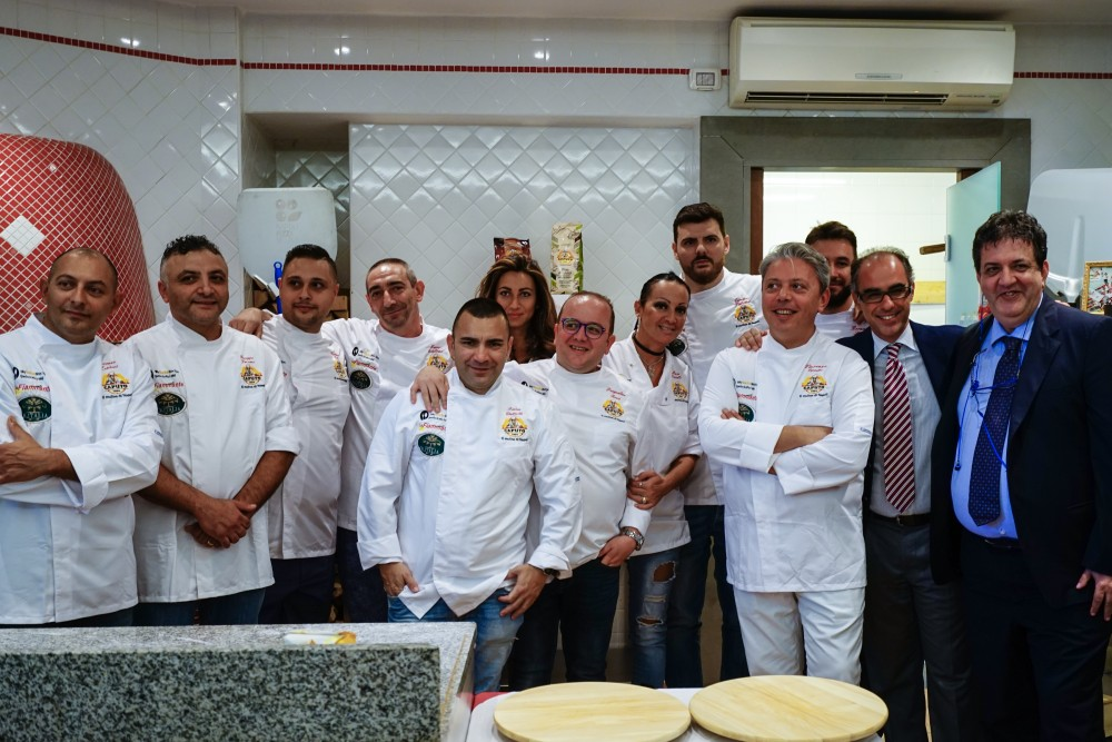 CONTEST #PIZZAUNESCO, AL MOLINO