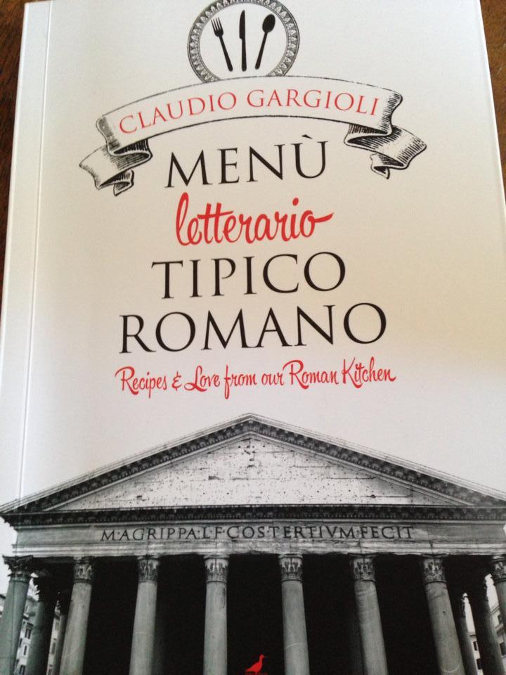 Armando al Pantheon, il libro delle ricette