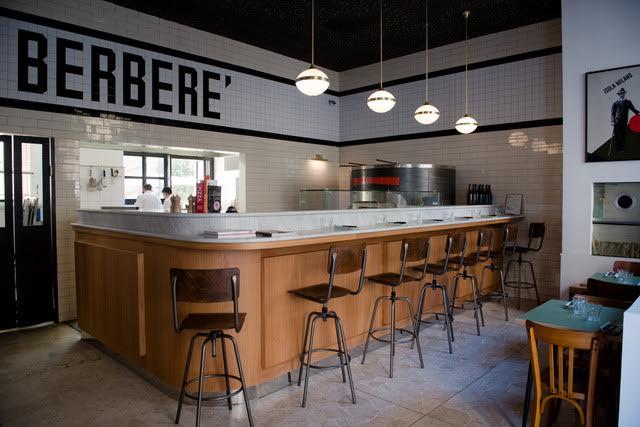 Berbere', I locali