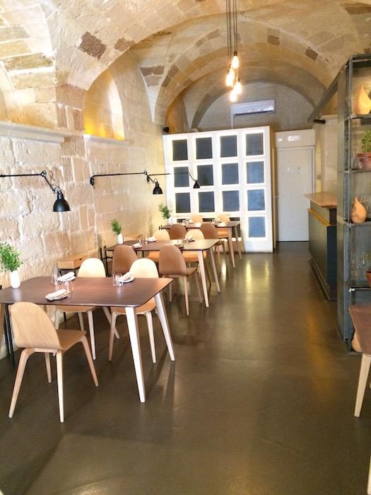 Bross  Lecce,  sala ristorante