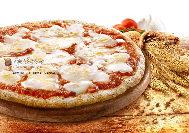 uitoni pizza cinque cereali