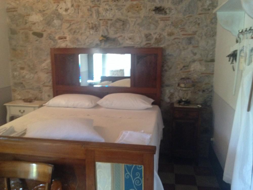 Casa Cauli, una delle stanze