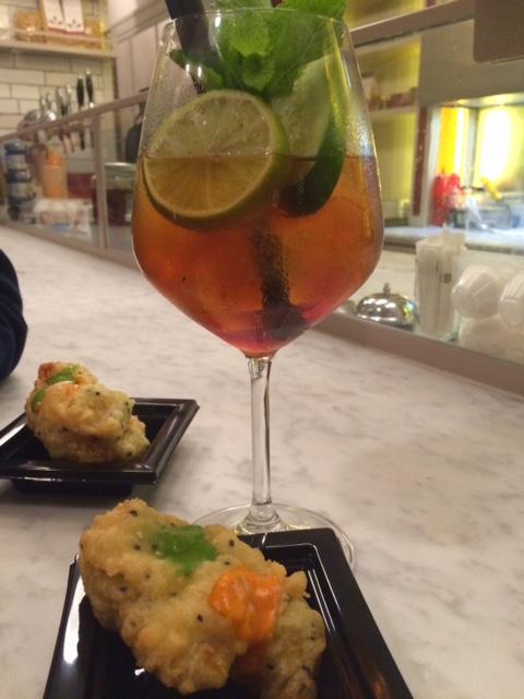 Centro, cocktail di benvenuto