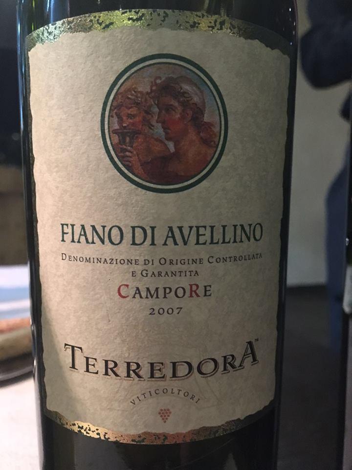 Fiano di Avellino CampoRe 2007