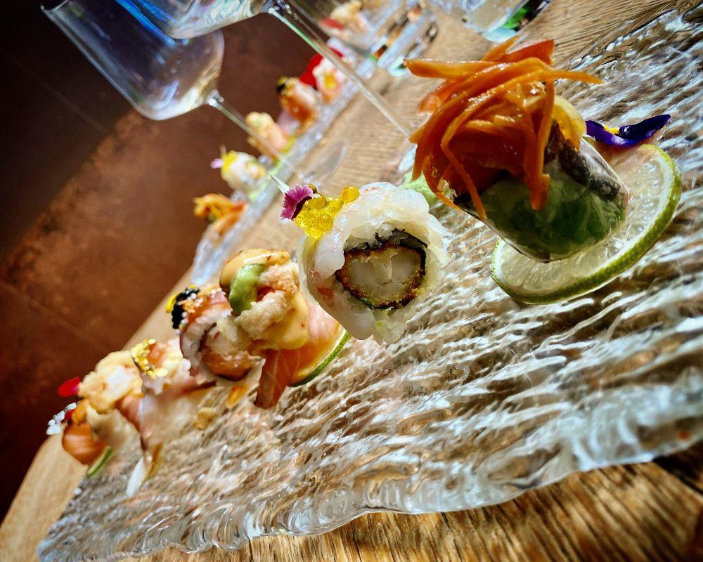 Roji, Sushi Selection