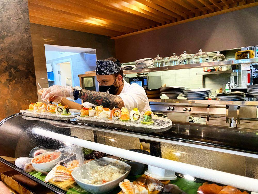Roji Japanese Restaurant