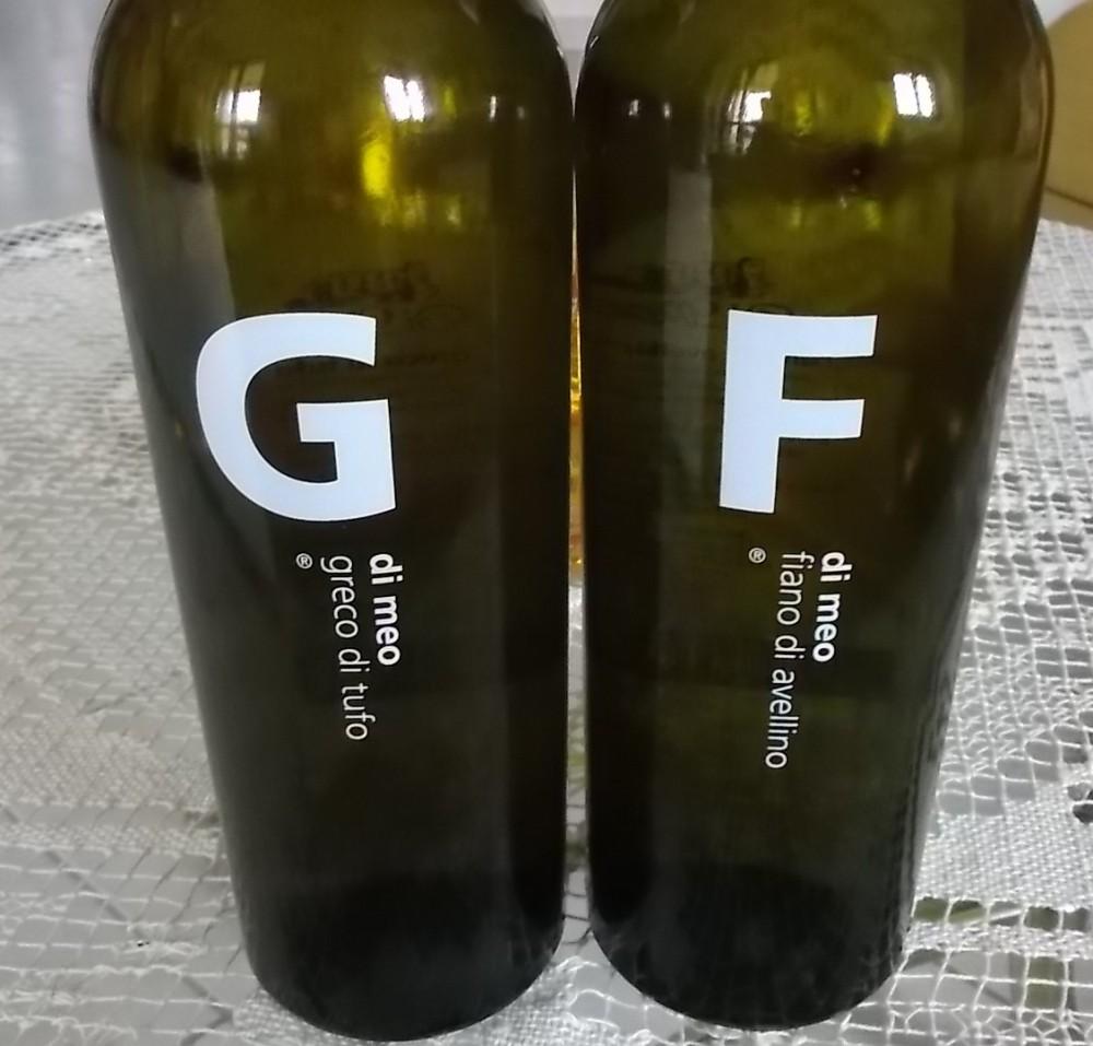 Greco e Fiano dell'azienda Di Meo vincitori a Radici del Sud 2016