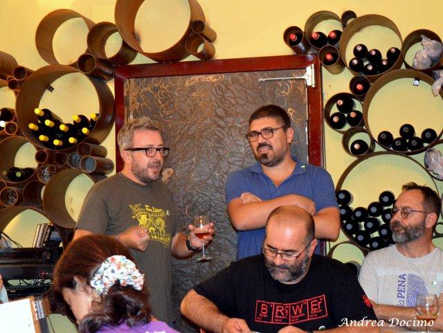 Hildegard Day 2016. Alfonso Del Forno e Felice Esposito