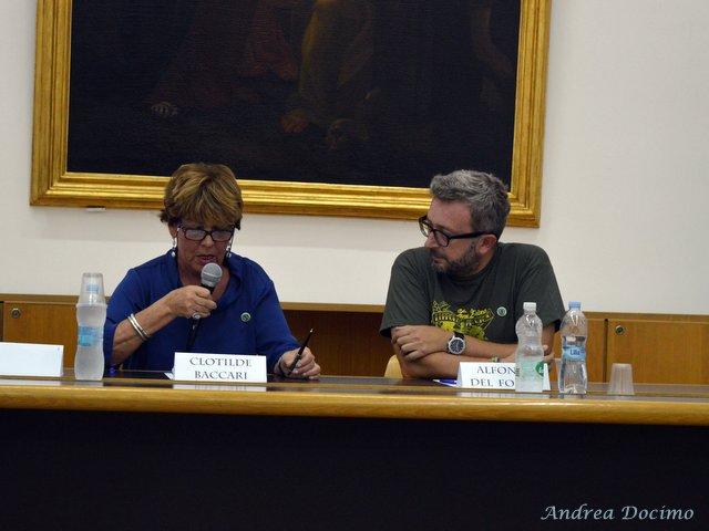 Hildegard Day 2016. Clotilde Baccari e Alfonso Del Forno