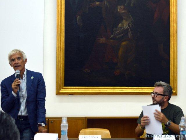 Hildegard Day 2016. Ermanno Guerra e Alfonso Del Forno