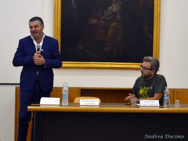 Hildegard Day 2016. Francesco Alfieri e Alfonso Del Forno