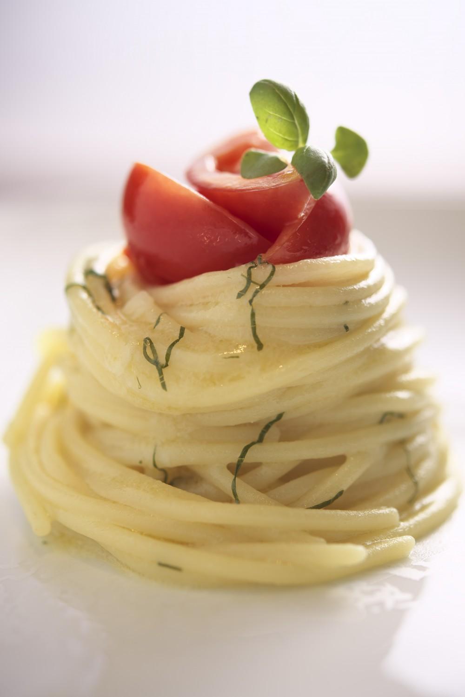 I mitici Spaghetti al Pomodoro