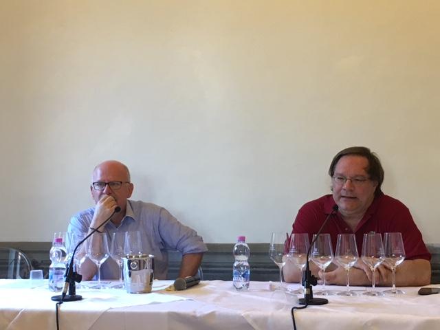 Ian D'Agata e Alberto Mazzoni