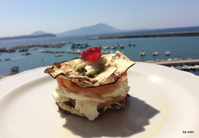 Il Magone Francesca Sotti D'Abbusco la parmigiana di melanzana disidratata