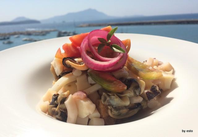 Il Magone Francesca Sotti D'Abbusco l'insalata di mare
