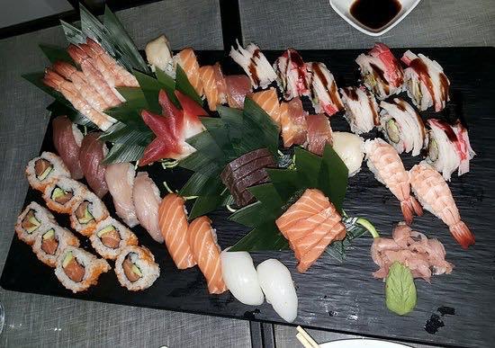 Kukai, Misto Sushi