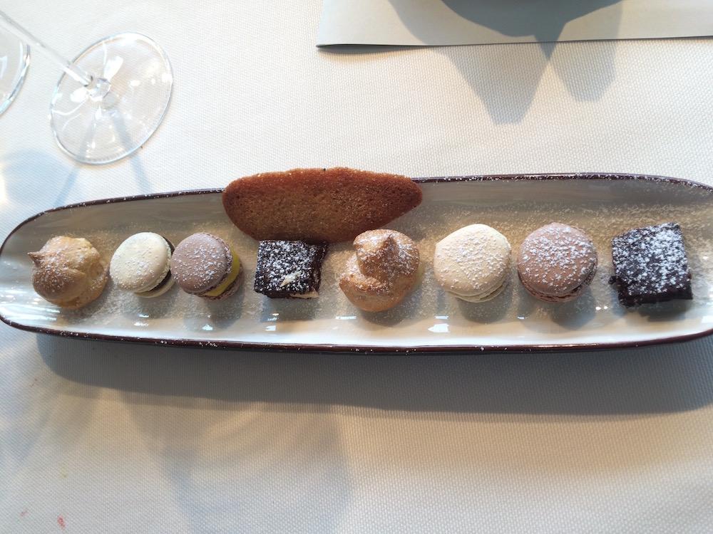 L'Argine a Venco', Dessert