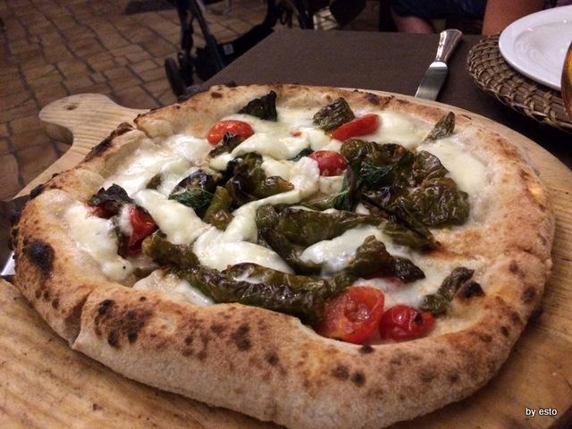 La Contrada Pizza Fiume Roberta Esposito