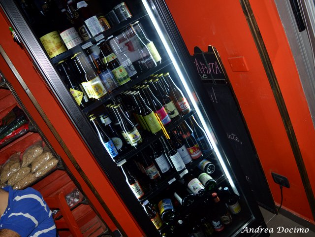 La Quinta Pinta a Caserta. I frigoriferi
