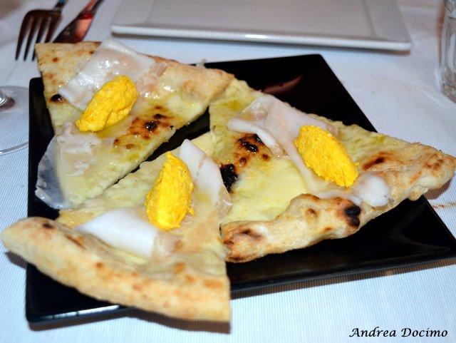 La pizza Apreda di Marzia Buzzanca