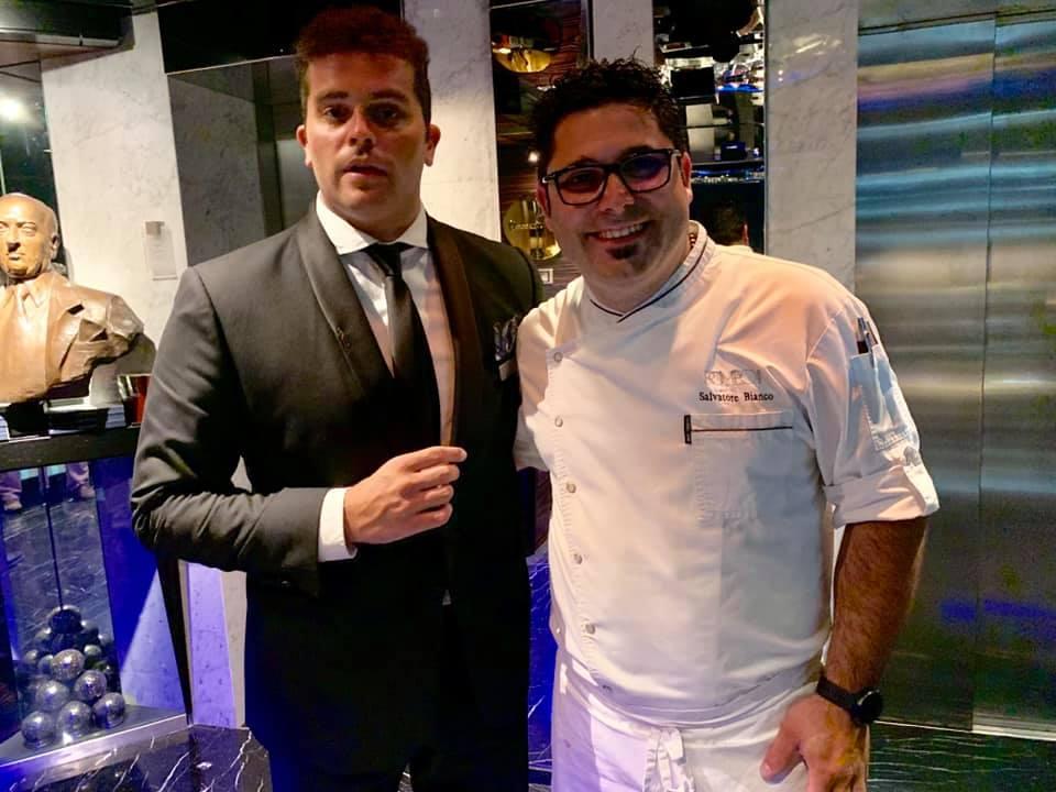 Mario Vitiello e Salvatore Bianco