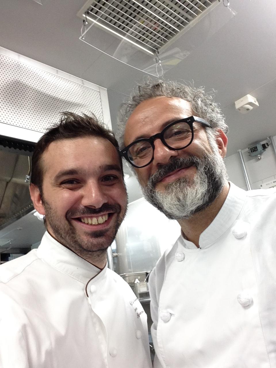 Valentino Palmisano, executive chef del Ritz-Carlton di Kyoto