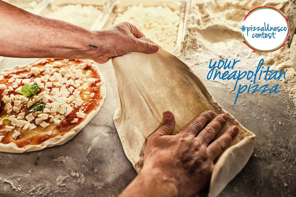 Pizza Unesco logo