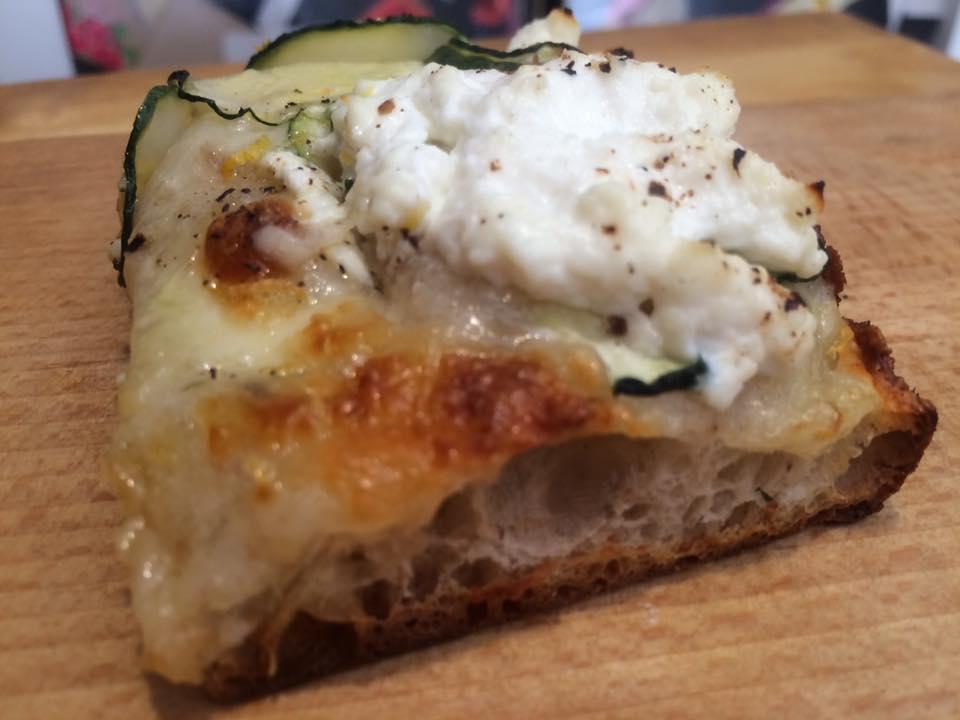 Pommidoro, zucchine e ricotta