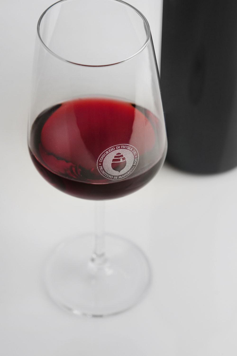 Primitivo di Manduria, bottiglia