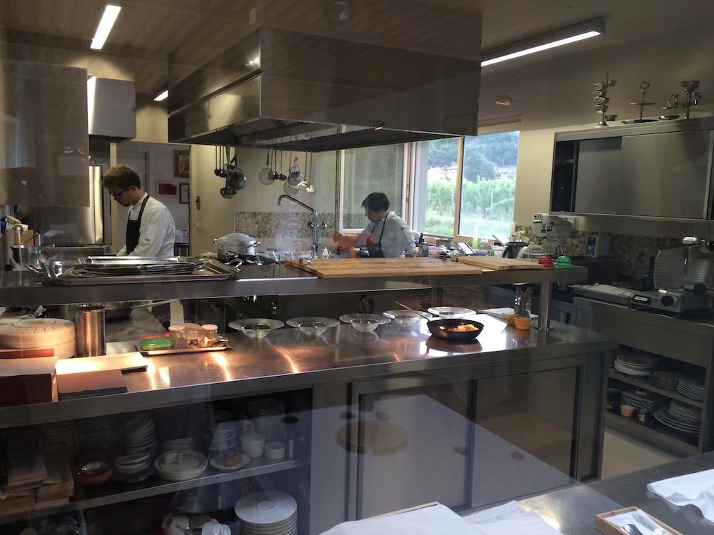Ristorante l'Argine a Venco' - Cucina