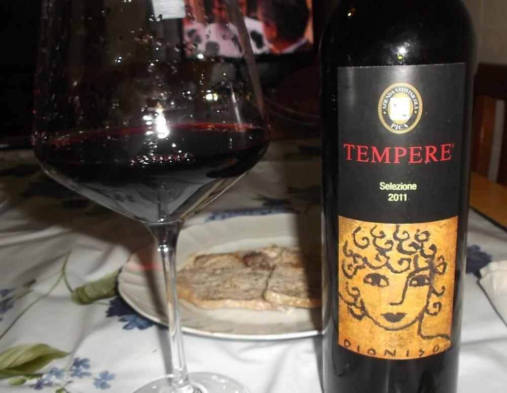 Tempere Campania Aglianico Igt 2011